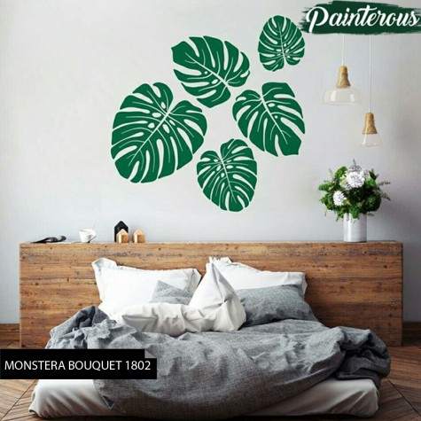 MONSTERA BOUQUET 1802